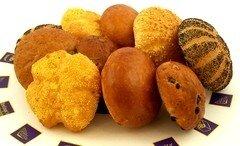 Mini-bolletjes gesorteerd - alleen op zaterdag verkrijgbaar