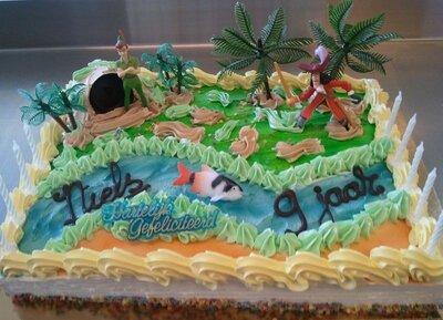 amerikaanse taart Amerikaanse taart Peter Pan   Bakkerij Heslinga's smulpaleis amerikaanse taart