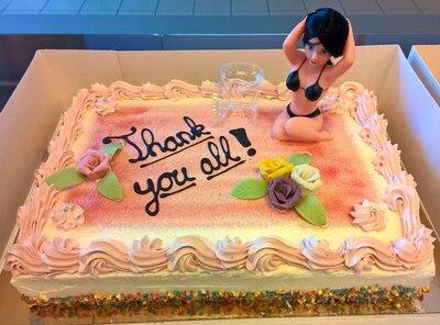 amerikaanse taart Amerikaanse taart Sexy Sue   Bakkerij Heslinga's smulpaleis amerikaanse taart