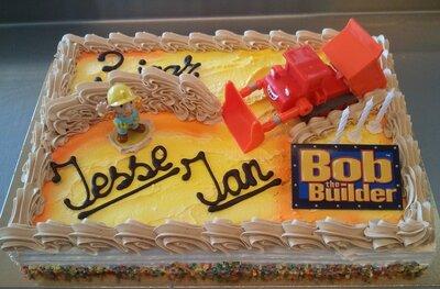 bob de bouwer taart bestellen Amerikaanse taart Bob de Bouwer   Bakkerij Heslinga's smulpaleis bob de bouwer taart bestellen